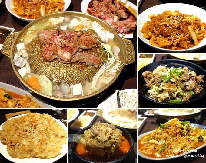 【台中東區.韓式料理】高麗屋韓國料理.再訪平價高麗屋,好吃度依舊~