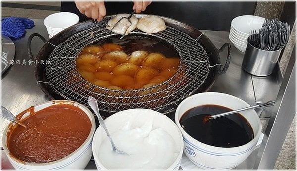 豐榮肉丸豐東店│只賣肉圓、肉焿、扁食,30幾年老店,伴隨許多人的成長美食