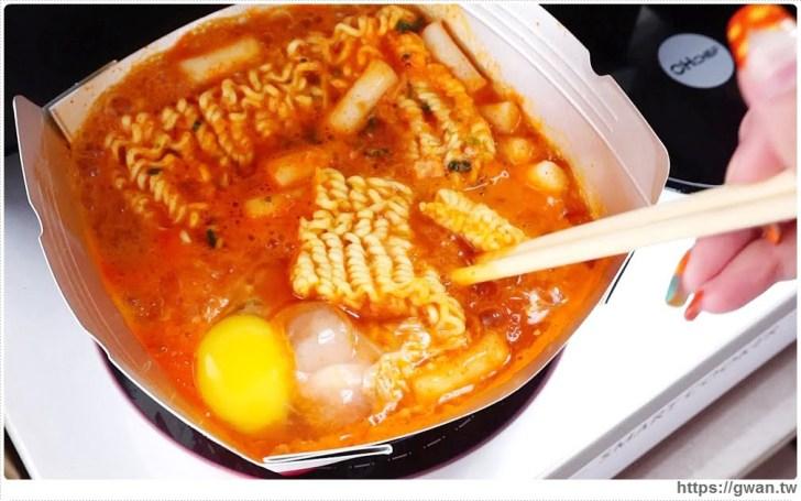 2018 02 24 113529 - 萊爾富韓國自助泡麵機 | 台中八家門市引進!! 4分鐘就能吃到辣炒年糕麵