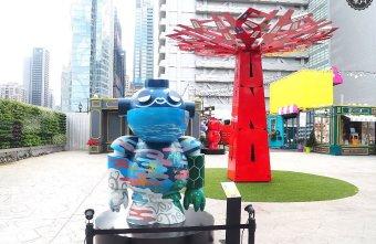 2018 03 06 095935 - 有機器人大軍出沒!UNO市集有大型機器人公仔展出,大家快去找公仔拍照打卡!