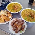 台中大麵羹|傳統晨食小吃 銅板價美味親民 在地老店 台中特色小吃