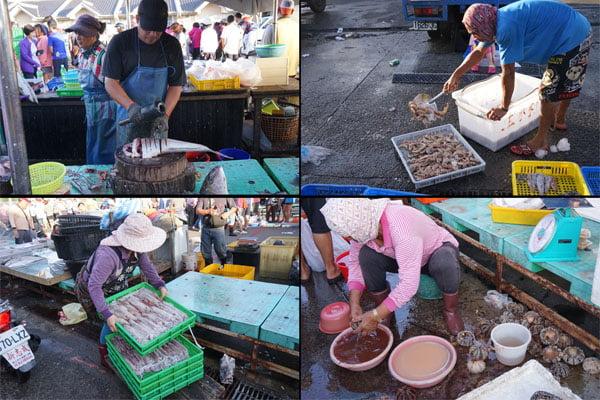 2018 07 17 172433 - 澎湖魚市場│早上6點過後很多海鮮都會沒了,想去要趁早,價格便宜人潮多