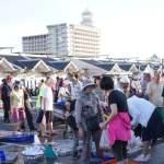 澎湖魚市場│早上6點過後很多海鮮都會沒了,想去要趁早,價格便宜人潮多