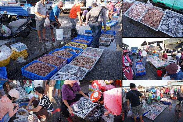 2018 07 17 172553 - 澎湖魚市場│早上6點過後很多海鮮都會沒了,想去要趁早,價格便宜人潮多