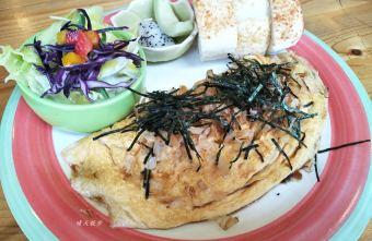 2018 08 19 184812 - 南屯早午餐|頌膾Brunch~親子友善、寵物友善餐廳 章魚燒歐姆蛋捲好吃喔!
