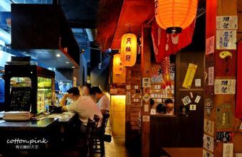 熱血採訪│台中深夜食堂百川日本串燒,必點酒蒸蛤蠣吃完有彩蛋!就在文心路旁