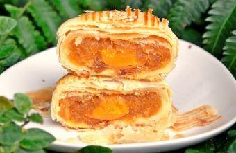熱血採訪│吃膩了蛋黃酥嗎?那怎能錯過馥漫鹹蛋和鳳梨餡搭配的鳳凰酥呢?