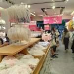 6IXTY8IGHT|一中商圈新開幕店家 夢幻色系平價流行服飾品牌 百元價內睡衣休閒服飾