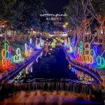 台中旅遊景點|台中綠川換新裝,IG打卡拍一波,夜裡亮燈超浪漫