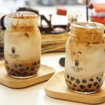 台中南屯︱超紅的層次感黑糖珍珠拿鐵 J.W. cafe