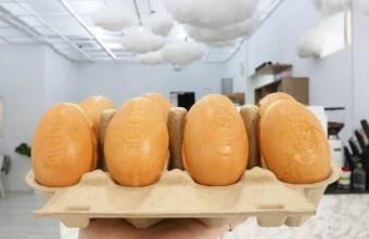 2018 11 21 192349 - 雲朵加上大理石超美的咕嗼咖啡,鬆餅是雞蛋造型,QQ的像麻糬