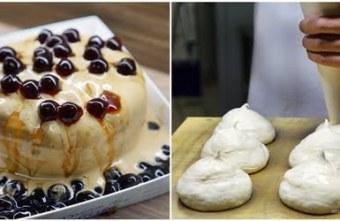 2018 12 14 110836 - [新竹美食 王子神谷日式舒芙蕾鬆餅 ] 珍珠奶茶變身厚鬆餅 甜蜜散步甜點