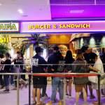 KUA`AINA夏威夷漢堡-來自夏威夷,歐巴馬也愛的漢堡店,台中三井OUTLET吃得到了