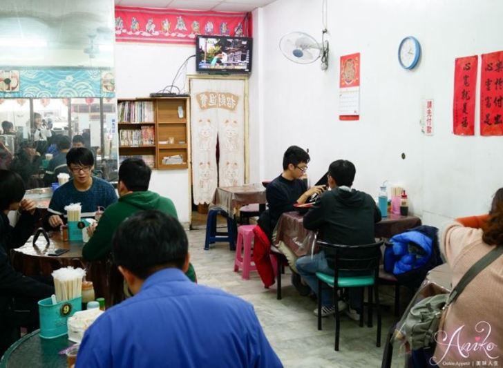 2019 02 01 140803 - 台南後甲國中美食,成大學生最愛的松江壽司,內用味噌湯和飲料喝到飽