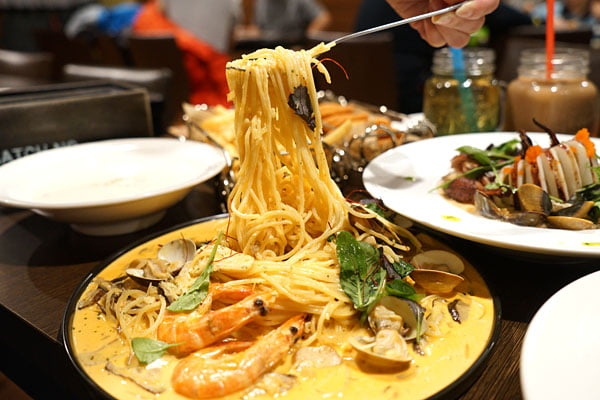 2019 02 24 161235 - 熱血採訪│台中壽星限定的義大利麵吃到飽就在高沐手作料理餐廳