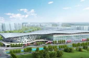2019 03 23 173457 - 等了20年!台中水湳國際會展中心今開工,預計2023年啟用~