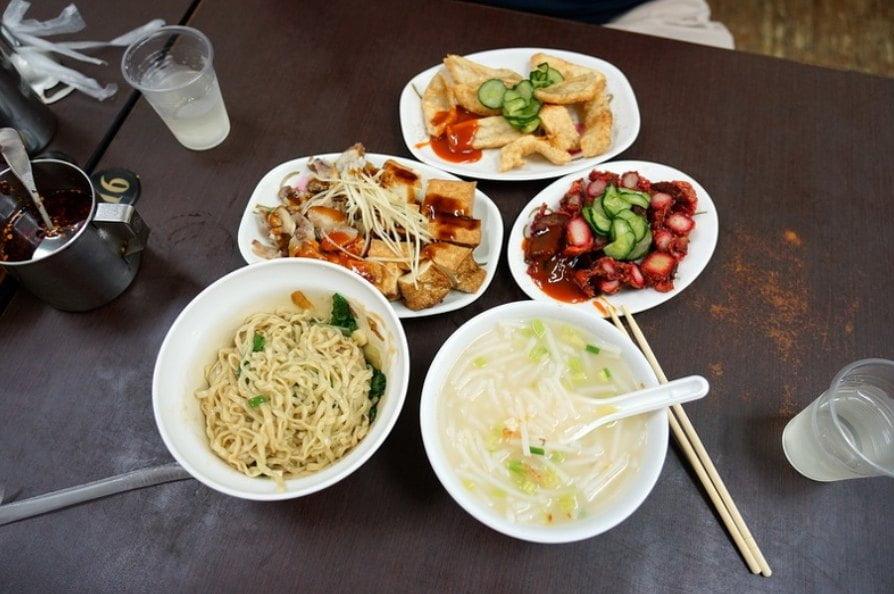 文山區臭豆腐、信義區臭豆腐、豆腐料理懶人包 – 熱血臺中