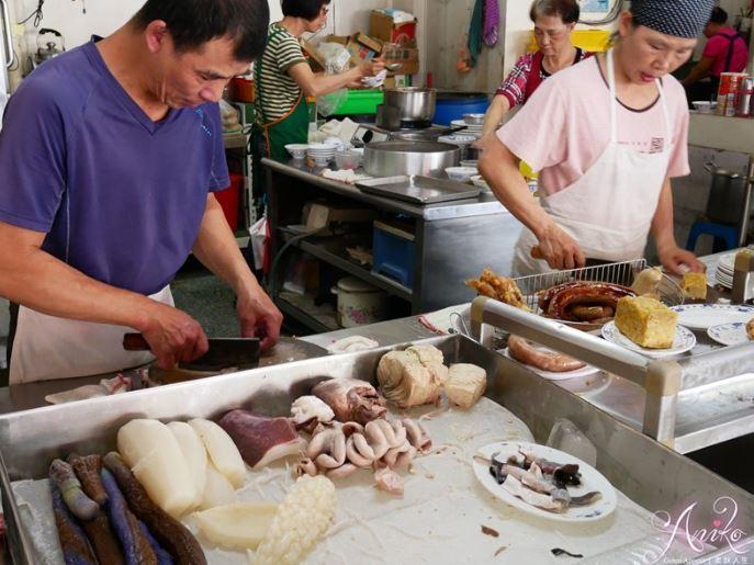 2019 04 09 040312 - 阿魯香腸熟肉,海安路必吃小吃,在地人推薦的黑白切