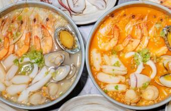 2019 04 23 143313 - 熱血採訪│拼鮮海產泡飯,來吃海鮮吃到怕!點一碗泡飯就能吃2餐,份量遠遠超過佛跳牆的等級啦!