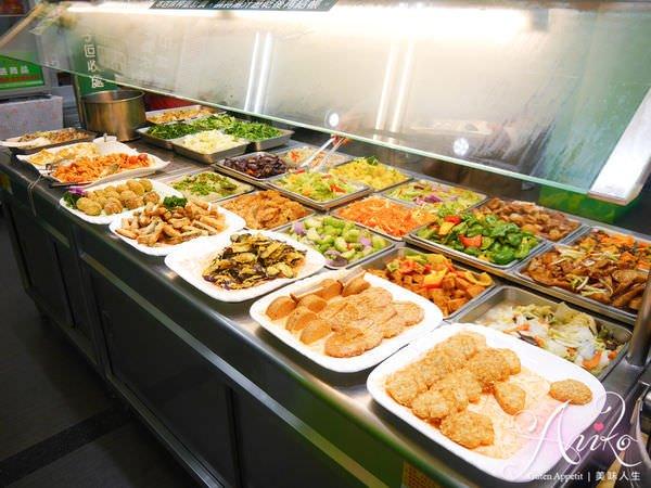2019 05 08 105325 - 長春健康素食是台南素食者天堂,自助式且菜色多變化,五穀飯內用無限吃到飽