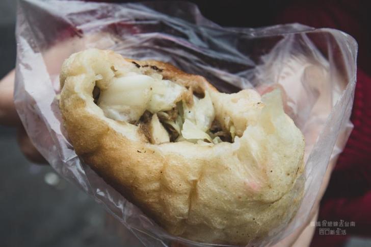 2019 05 24 093907 - 大灣廣護宮前煎包,學生和在地人都超愛的台南永康小吃