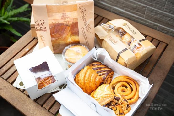 2019 05 24 100603 - 限量美麗的法式西點、麵包,圓頂烘焙坊 La Cupola Pâtisserie只採預購制的台南烘培坊