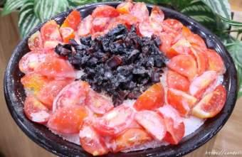 2019 05 29 161213 - 台中也吃的到蜜餞番茄牛奶冰!夏日必吃冰品,酸酸甜甜好消暑~
