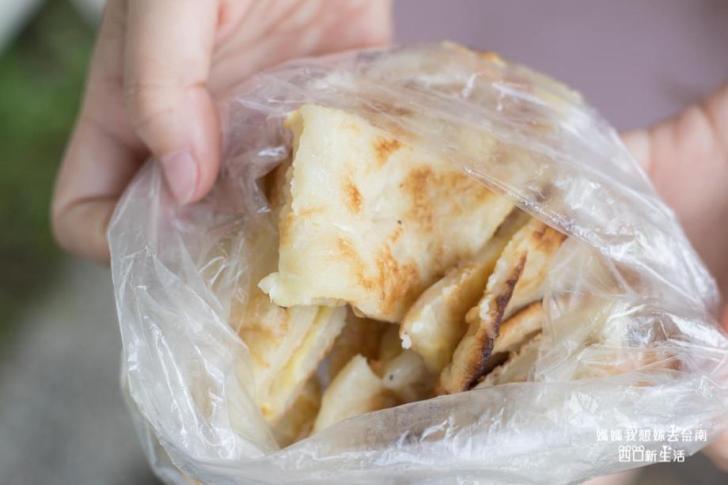 2019 05 31 094338 - 台南安和路上無名古早味蛋餅,人氣不間斷30年的台南安南區早餐