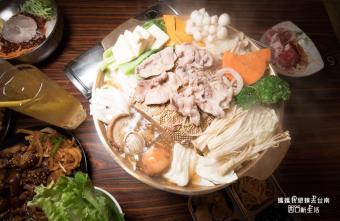2019 05 31 100714 - 吃得到特別的韓國豬腳,銅盤烤肉也好吃的瑪西達韓式料理,台南韓式料理平價推薦