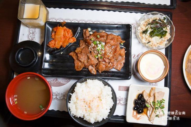 2019 06 03 103741 - 禾野屋日本家庭料理美味卻很平價,學生小資族一定喜歡的台南日式料理店