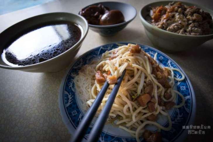2019 06 05 103944 - 阿明食堂從攤車賣到有店面,受學生與在地人喜愛的台南崑山美食