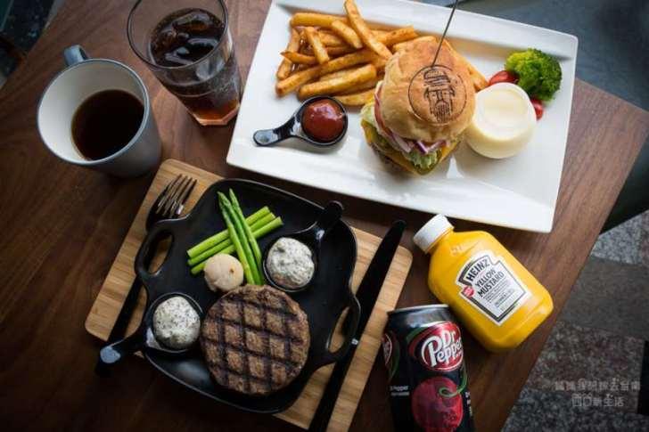 2019 06 05 110415 - 台南開山路美食朱熹漢堡,如店名般肉汁滿滿又juicy的漢堡,吃過就會愛上