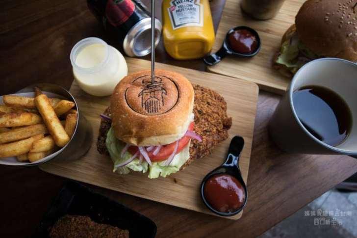 2019 06 05 110425 - 台南開山路美食朱熹漢堡,如店名般肉汁滿滿又juicy的漢堡,吃過就會愛上