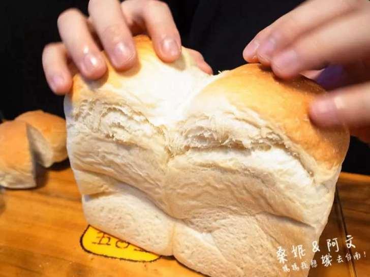 2019 06 10 115221 - 一開店就秒賣光的五吉堂,隱藏在巷弄中排隊台南麵包店