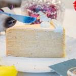 熱血採訪│2度C Ni Guo,30+層的蛋皮在公益路就能吃得到,7/1起父親節整顆千層蛋糕也開放預購囉!