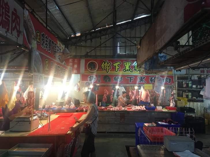 2019 09 02 151612 - 北平路黃昏市場美食,壽司、烤鴨、滷味都在這