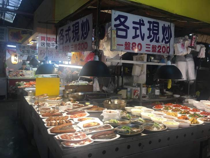 2019 09 02 151639 - 北平路黃昏市場美食,壽司、烤鴨、滷味都在這