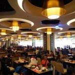 平日也爆滿的台中吃到飽 潮港城太陽百匯 現蒸海鮮新鮮好吃