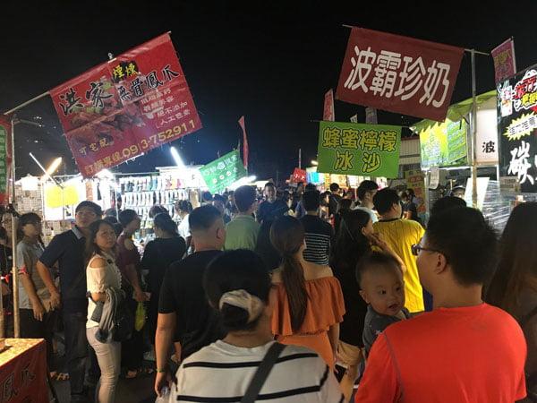 2019 10 10 221947 - 平日6點逛大慶夜市,經過有排隊的攤位懶人包紀錄