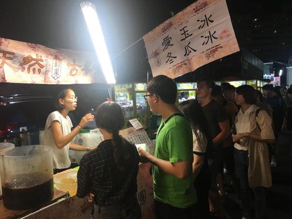 2019 10 10 221950 - 平日6點逛大慶夜市,經過有排隊的攤位懶人包紀錄