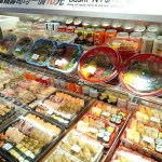 爭鮮外帶壽司|單顆壽司10元均一價 還有泡菜燒肉丼飯 種類多款方便帶著走 北屯大買家店