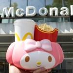 麥當勞「美樂蒂萬用置物籃」首次登台,10/23開賣就造成瘋搶,限量只有6萬個!要搶要快~