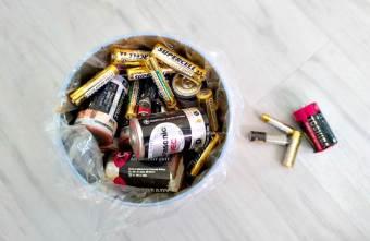2019 10 28 081212 - 十月底前超商廢電池回收加碼 一公斤22元折抵購物消費 全家 7-11皆可回收