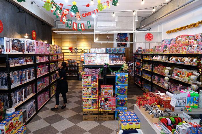 2019 12 13 012739 - 熱血採訪│台中首間包裝NG玩具專賣店新開幕,藏匿在市區地下室的2kids