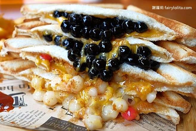 2019 12 19 113204 - 三重早餐吃到飽!三重蛋餅、水煎包、三明治、吐司、漢堡都在這