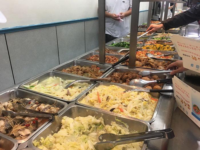 2019 12 23 202705 - 熱血採訪 | 台中台式料理流水蝦吃到飽,各式精緻台菜、熱炒蝦料理都在 (目前該間改成古早味料理、燒烤、生啤酒了