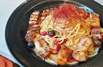 2019 12 26 124422 - 一中商圈美食│沐 Muweichai-專賣輕食沙拉、義大利麵