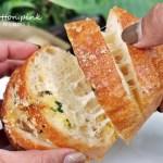 熱血採訪│韓國最夯的蒜蒜包!巴蕾麵包改良過,鹹甜鹹甜牽絲更好吃