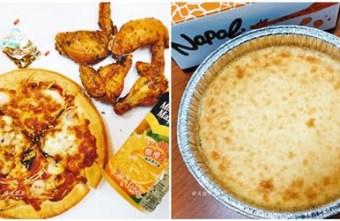2020 04 24 010127 - 拿坡里披薩向上店~個人餐mini set 119元起,披薩店的大亮點是重乳酪蛋糕啊!