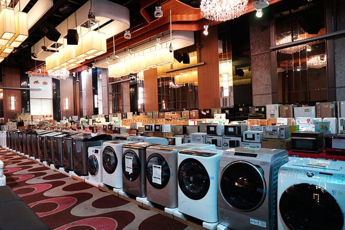 2020 05 29 012405 - 熱血採訪│台中海港城家電清倉特賣會,多種福利商品只有10天